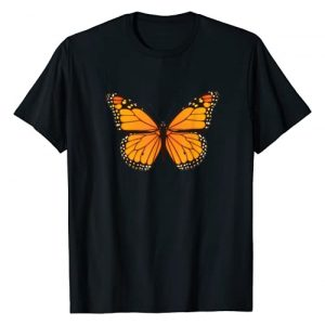 Monarch Butterfly Graphic Tshirt 1 Cute Monarch Butterfly T-Shirt