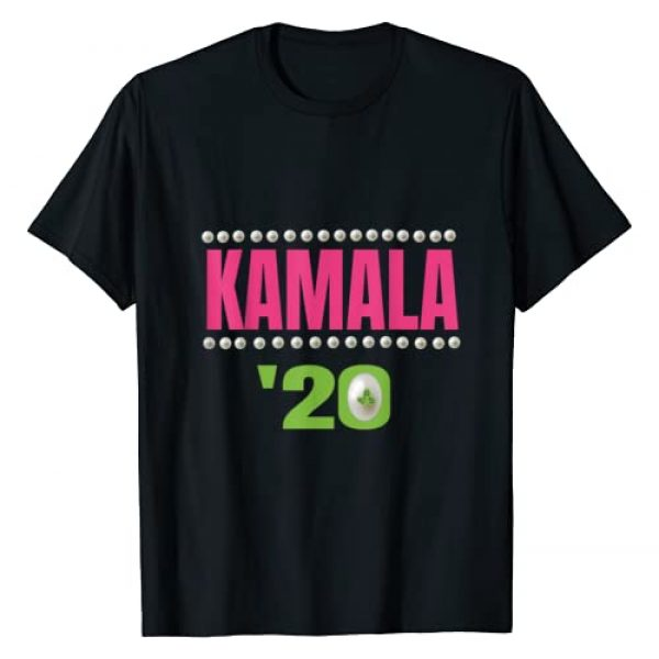 AKA Kamala Harris 2020 Black Educated Graphic Tshirt 1 KAMALA 2020 AKA SISTER Vote Joe Biden Kamala Harris 2020 T-Shirt