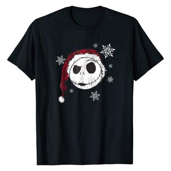 Disney Graphic Tshirt 1 Nightmare Before Christmas Snowflake Tshirt