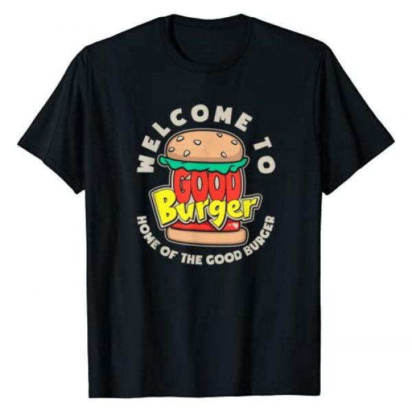 Nickelodeon Graphic Tshirt 1 Nick Rewind Good Burger T-Shirt