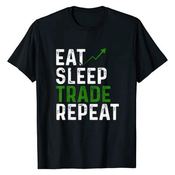 Funny Trader Gifts Graphic Tshirt 1 Trading Stock Trader T-Shirt