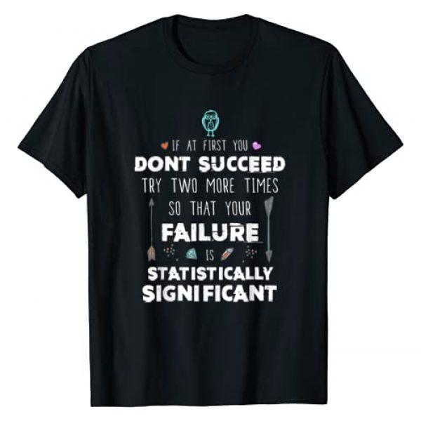 Chemistry Science Nerd Ebloui Tees Graphic Tshirt 1 Funny Science Success Chemistry Motivation Nerd Gift T-Shirt