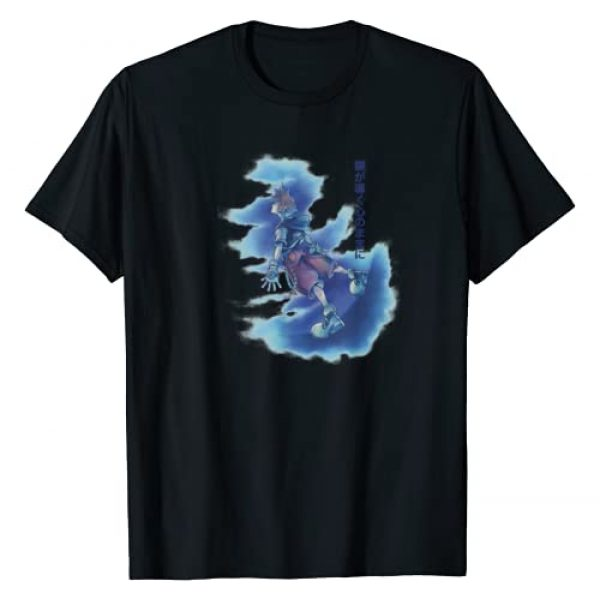 Disney Graphic Tshirt 1 Kingdom Hearts Guiding Key T-Shirt