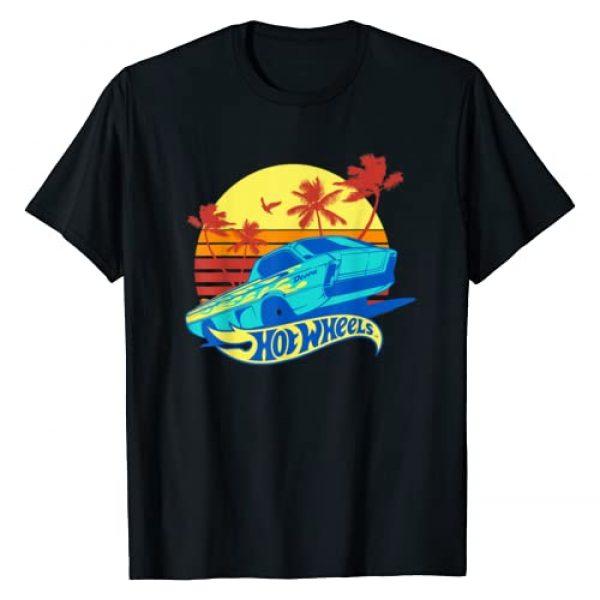 Hot Wheels Graphic Tshirt 1 Deora Under Palms T-Shirt