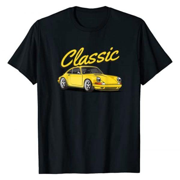 Automotive Apparel 1 Graphic Tshirt 1 Retro Oldschool Tuning & Gaming Oldtimer Enthusiast Car T-Shirt