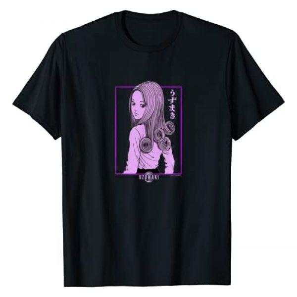 Uzumaki Graphic Tshirt 1 Kirie Looking Back T-Shirt