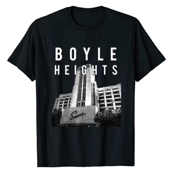 Boyle Heights California T-shirt Graphic Tshirt 1 for Men or Women