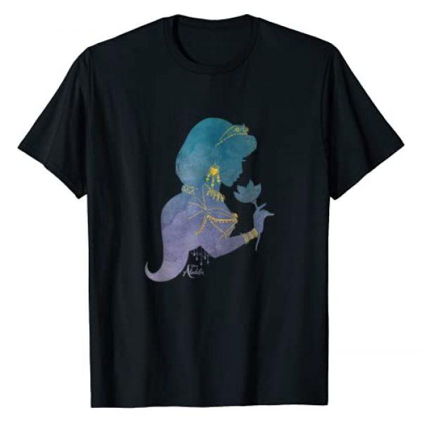 Disney Graphic Tshirt 1 Aladdin Live Action Princess Jasmine Jewelry T-Shirt