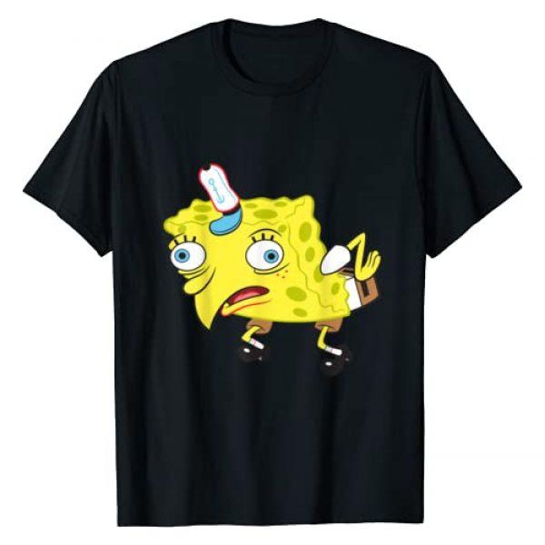 SpongeBob SquarePants Graphic Tshirt 1 Spongebob Meme Isn't Even Funny T-Shirt