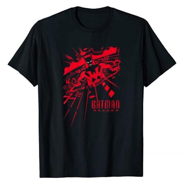 DC Comics Graphic Tshirt 1 Batman Beyond At the Controls T-Shirt