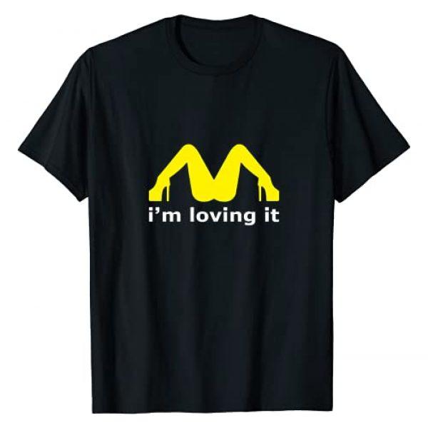 love Graphic Tshirt 1 I'm Loving it T-shirt Gift Funny