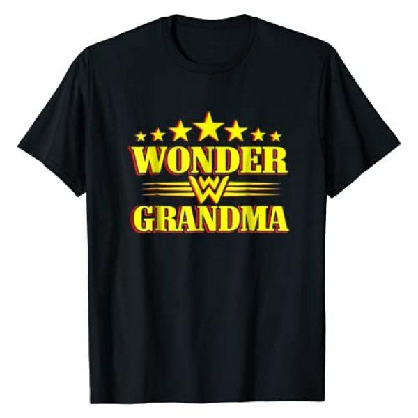 Wonder Grandma Graphic Tshirt 1 Wonder Grandma Tshirt