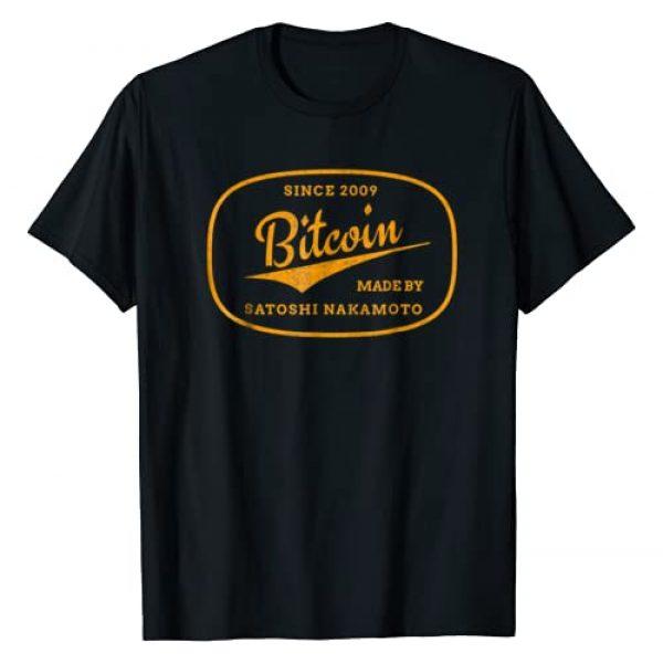 Genesis Block Graphic Tshirt 1 Satoshi Nakamoto T shirt - Bitcoin T shirt - Crypto T Shirt