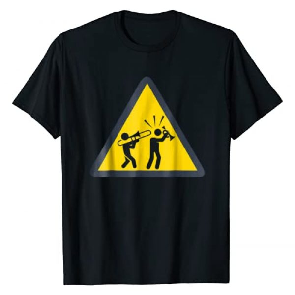 Trombone Shirt Funny Graphic Tshirt 1 Trombonist T-Shirt Gift