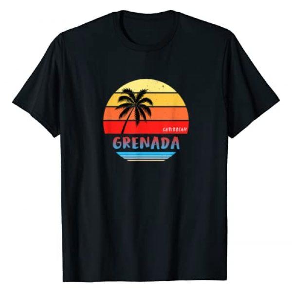 Grenada Souvenir Shirts Graphic Tshirt 1 Grenada Souvenir T-Shirt