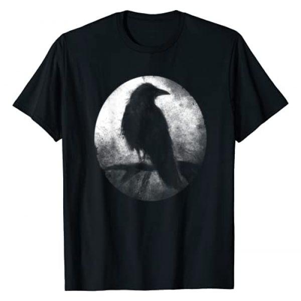 Shirt.Woot! Graphic Tshirt 1 Shirt.Woot: Lunar Raven T-Shirt