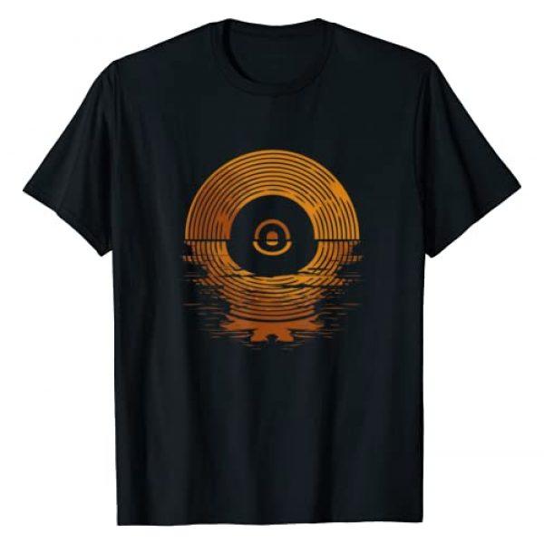 Vinyl Records Apparel & Gifts Graphic Tshirt 1 Vinyl LP Records Gift | Vinyls T-Shirt
