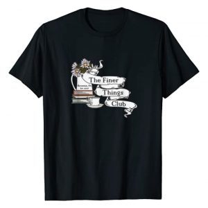 The Office Graphic Tshirt 1 Finer Things Club T-Shirt