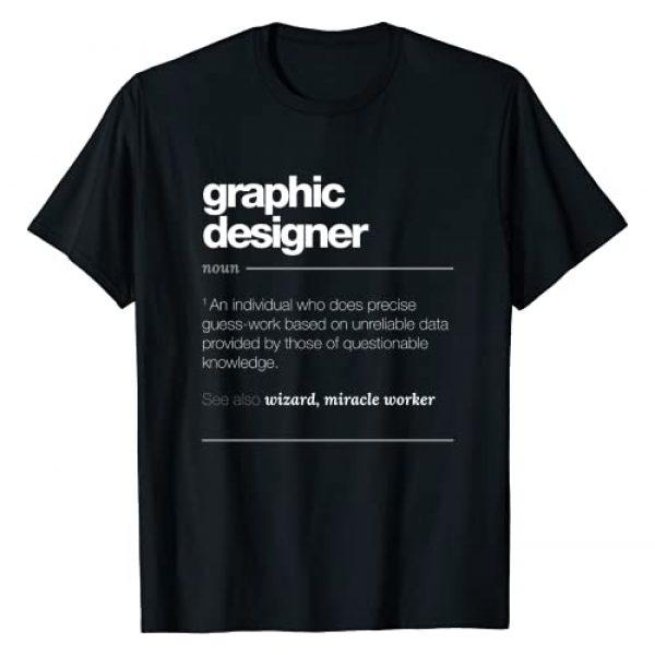 Funny Job Definition Shirts Graphic Tshirt 1 Graphic Designer Definition T Shirt - Funny Job Gift Tee
