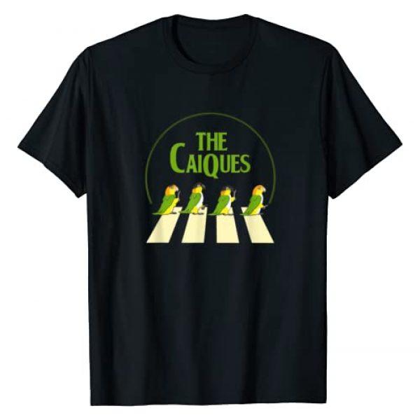 FandomizedRose Graphic Tshirt 1 Funny Birb Parrot Pet Doodle Parody, The Caiques T-Shirt