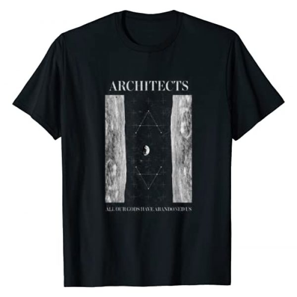 Architects UK Graphic Tshirt 1 Symmetry - Official Merchandise T-Shirt