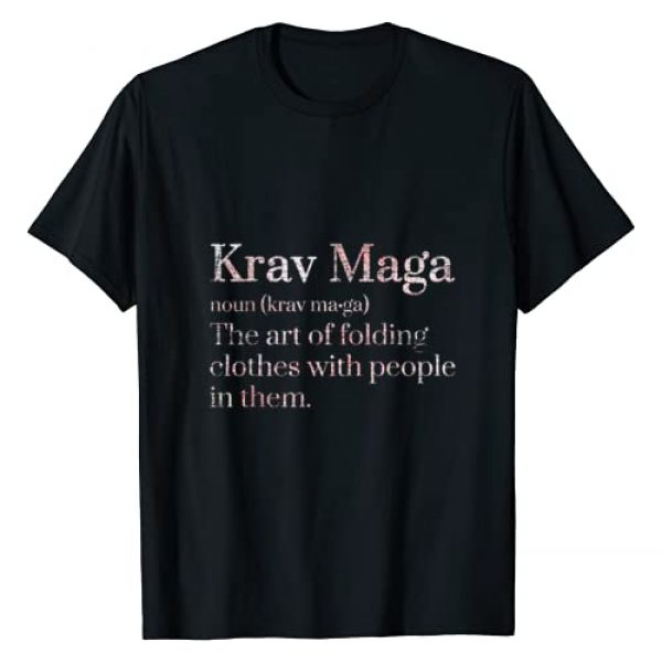 Sport Krav Maga Sparring Martial Arts Tees Graphic Tshirt 1 The Art Of Folding Clothes With People In Them Krav Maga T-Shirt