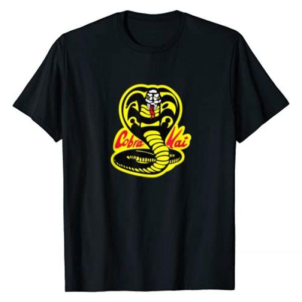 Cobra Kai Graphic Tshirt 1 Sweep the Leg T-Shirt