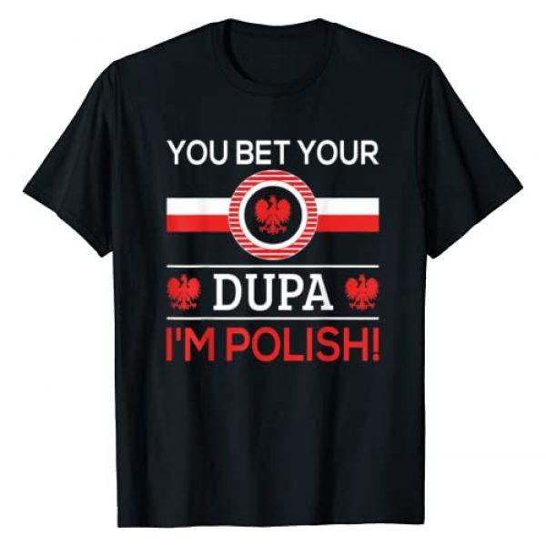 Dupa Tshirt Graphic Tshirt 1 Polish Dupa Shirt T-Shirt