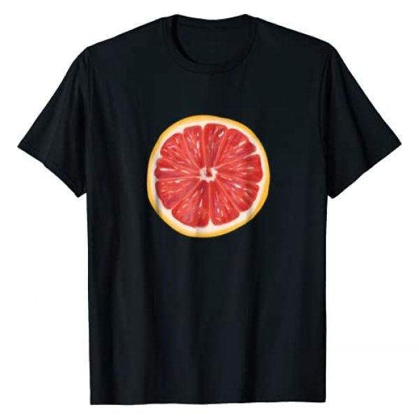 BASSY Graphic Tshirt 1 Grapefruit T-Shirt | Funny Tropical Fruit Tee