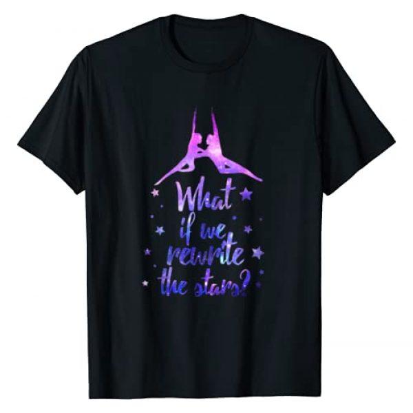 Freckled Bliss Graphic Tshirt 1 Rewrite the Stars T-shirt, Kids Showman t-shirt,