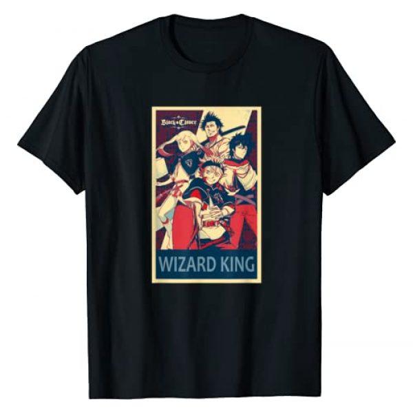 BlcCl0 Graphic Tshirt 1 Vintage Clover Black Graphic for men women T-Shirt