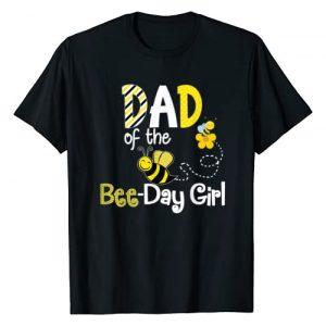 Bee Matching Birthday Tees Graphic Tshirt 1 Bee Birthday Matching Shirt Hive Party Theme