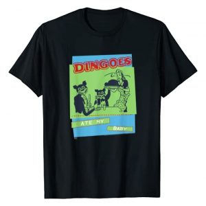 Buffy the Vampire Slayer Graphic Tshirt 1 Dingoes Ate My Baby T-Shirt