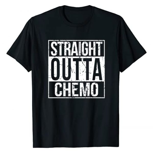Straight Outta Chemo Shirt Supply Graphic Tshirt 1 Straight Outta Chemo Shirt Battle Cancer Awareness T-Shirt