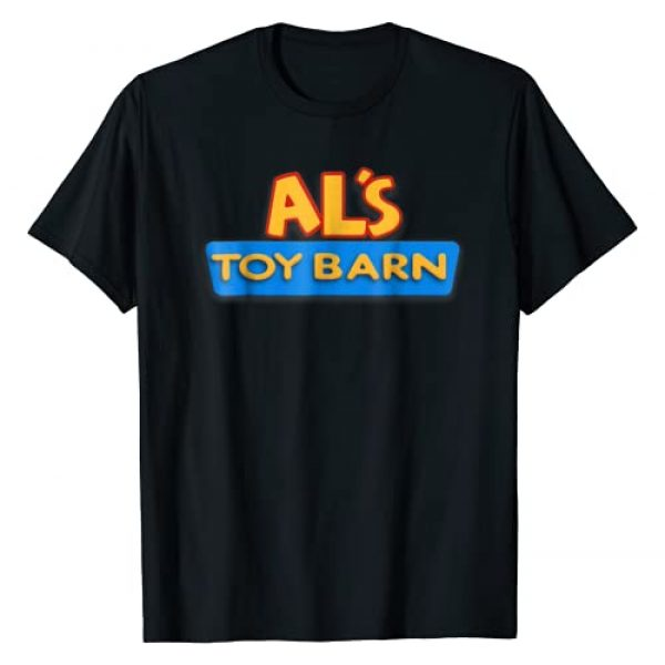 Disney Graphic Tshirt 1 Pixar Toy Story Al's Toy Barn Logo Graphic T-Shirt