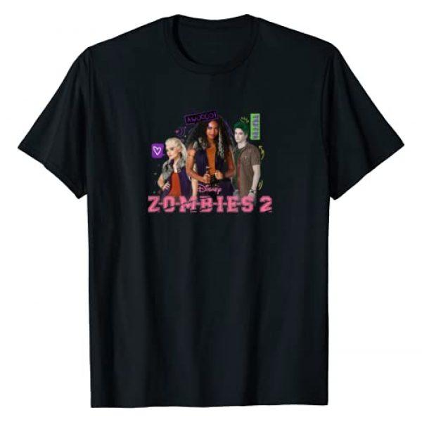 Disney Graphic Tshirt 1 Zombies 2 Zombie Crew T-Shirt