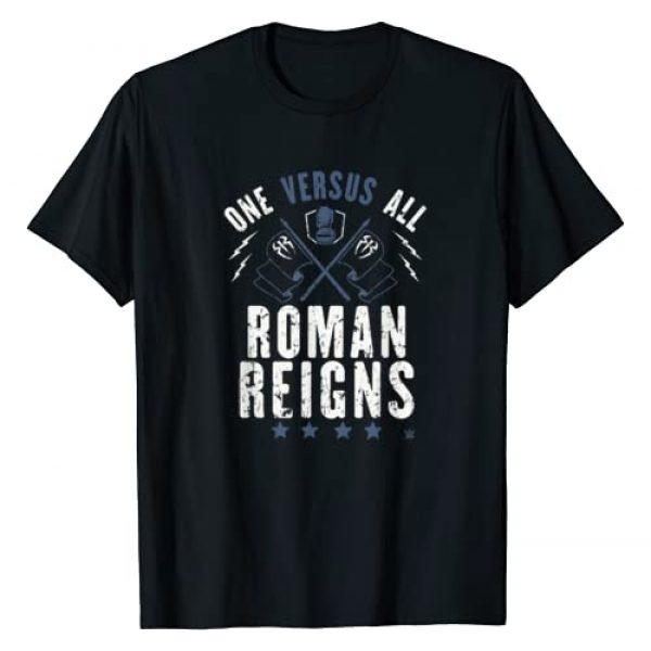WWE Graphic Tshirt 1 Roman Reigns One Vesus All T-Shirt