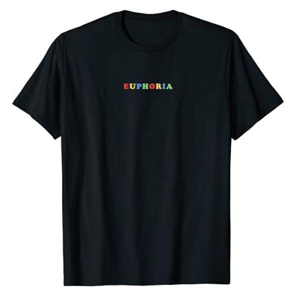 Edgy eGirl Aesthetic Clothes Graphic Tshirt 1 Euphoria eGirl Aesthetic Clothes Teen Girls Women Girls Kids T-Shirt