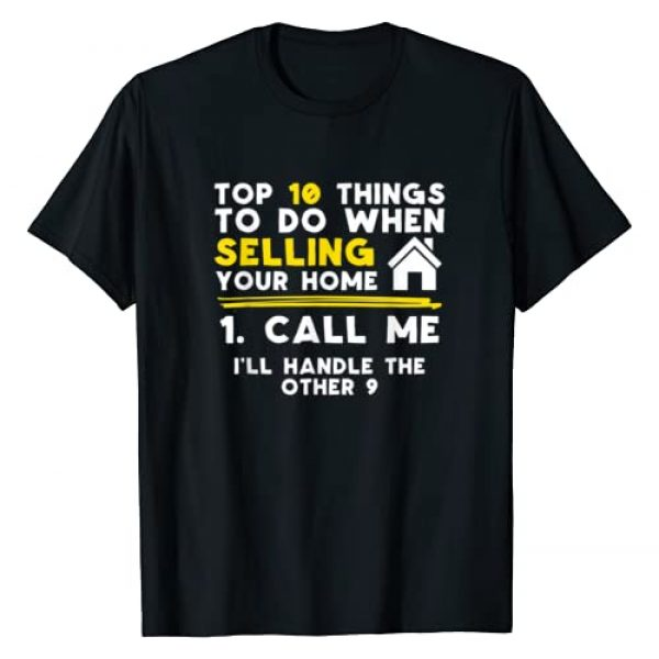 Real Estate Agent Realtor Shirts Graphic Tshirt 1 Realtor Shirt, Real Estate Agent Call Me T-Shirt
