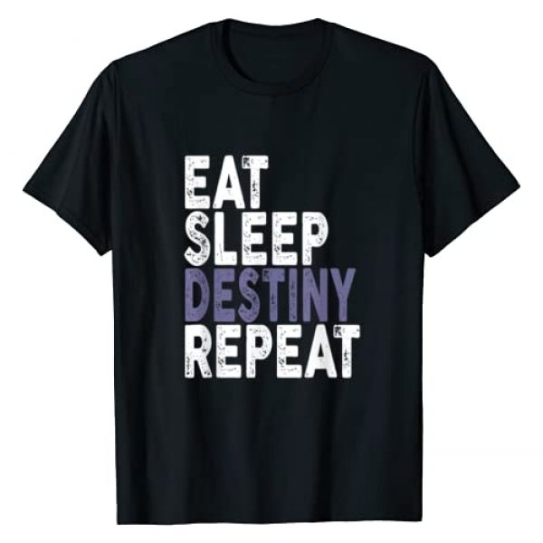 Check out my other Gamer T-shirts Graphic Tshirt 1 Eat Sleep Destiny Repeat T-shirt   Gamer Tee T-Shirt