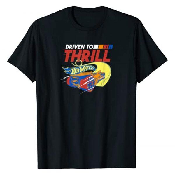 Hot Wheels Graphic Tshirt 1 Thrill Race T-Shirt