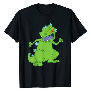 Nickelodeon Graphic Tshirt 1 Classic Rugrats Reptar Roar T-Shirt