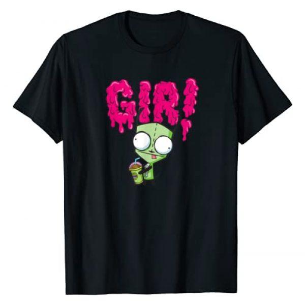 Nickelodeon Graphic Tshirt 1 Invader Zim Gir Slime Slush T-shirt