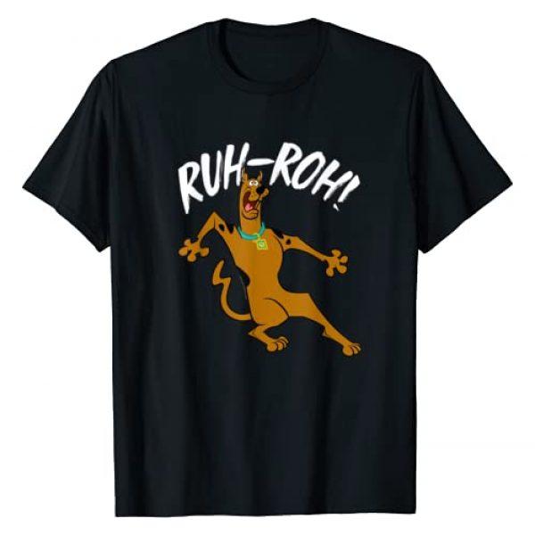 Scooby-Doo Graphic Tshirt 1 Ruh Roh T-Shirt