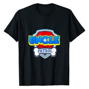 Patrol Collection Graphic Tshirt 1 Uncle Patrol | Dog Funny Gift Birthday Party T-Shirt