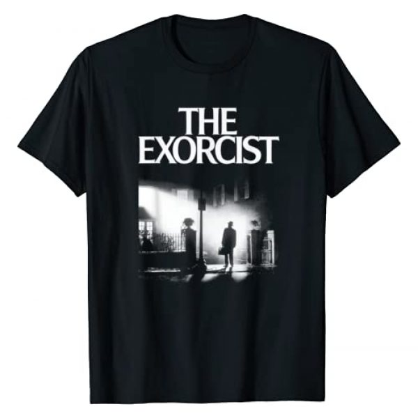 Warner Bros. Graphic Tshirt 1 The Exorcist Poster T-Shirt