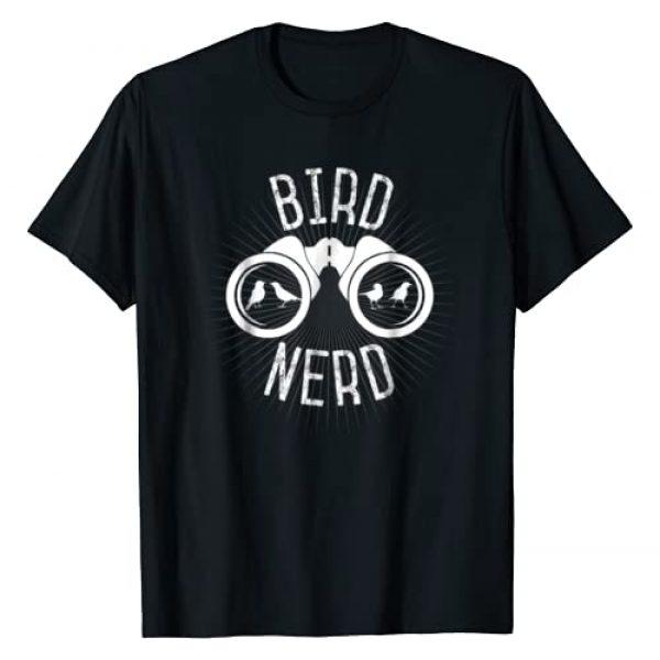 Birdwatching, Ornithologist, Birdwatcher Gifts Graphic Tshirt 1 Birdwatcher Gifts, Birdwatching T-Shirt: Bird Nerd Shirt
