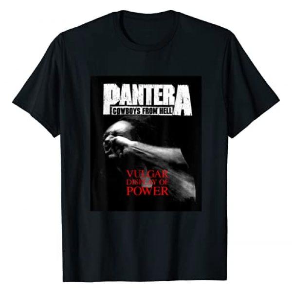 Bravado Graphic Tshirt 1 Pantera Official Vulgar Display Of Power T-Shirt