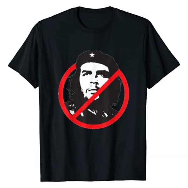 anti che guevara shirt Graphic Tshirt 1 Anti Che Guevara T-Shirt - Anti Communism / Socialism Tee