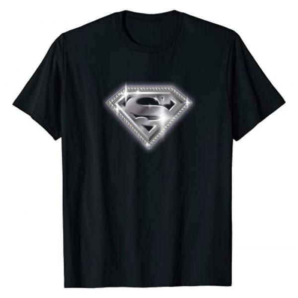 DC Comics Graphic Tshirt 1 Superman Bling Shield T-Shirt